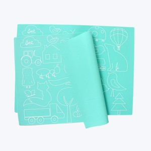 SNE design Placemat- fantasy porest  green