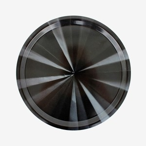 SNE design Round Tray- black star