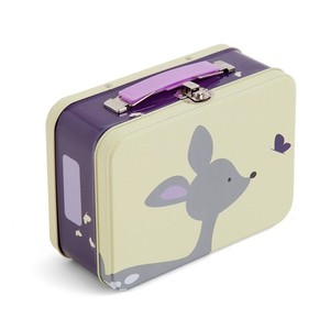 SNE design Lunch box-deer&butterfly