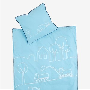 SNE design Junior Bed linen set-blue